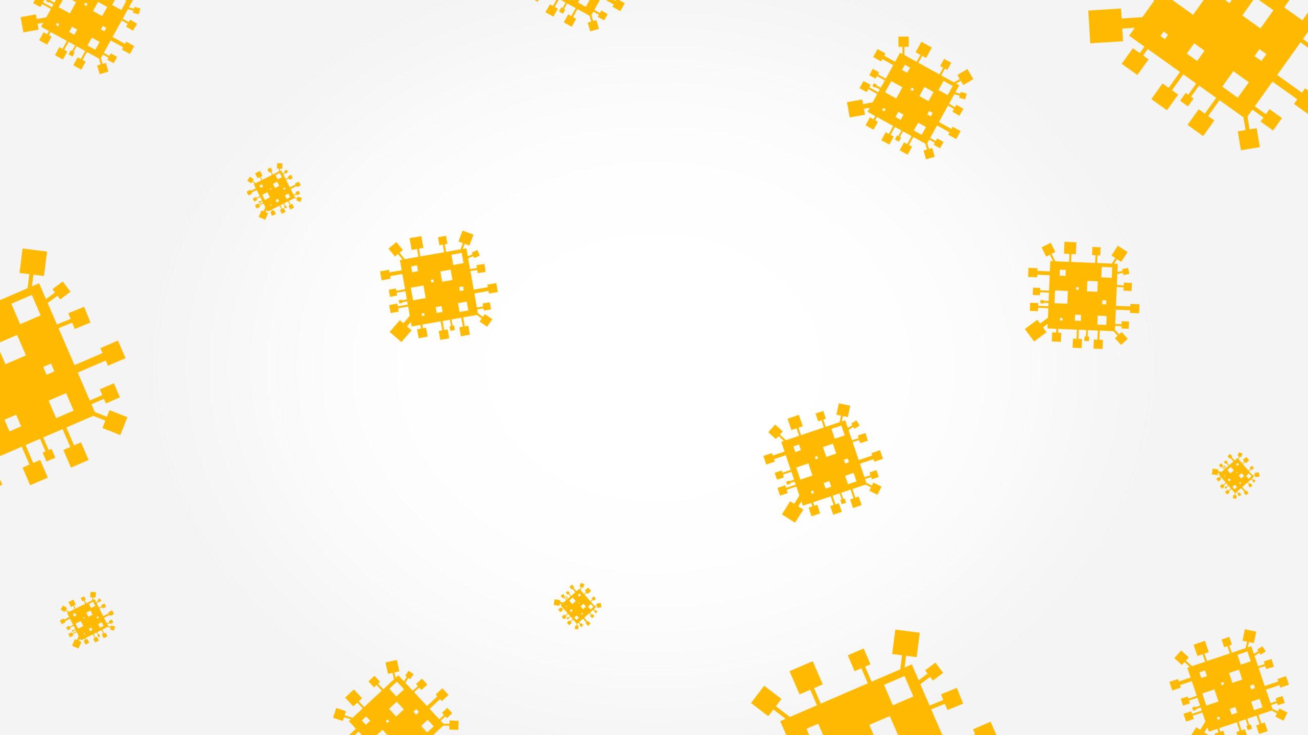 Pandemie in Pixel